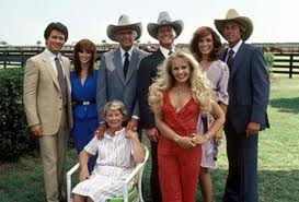 Dallas from CBS #oldschool