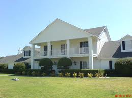 Southfork Ranch from the TV Drama, Dallas